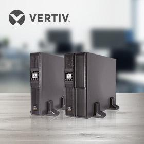 Nu GRATIS 5 jaar garantie bij Vertiv UPS systemen