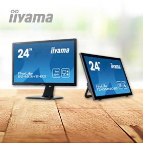 iiyama 83-serie | Korting op fantastische beeldschermen