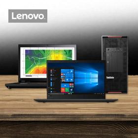 Lenovo workstations met korting