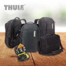 Gratis Thule Subterra PoweShuttle bij iedere Thule laptoptas