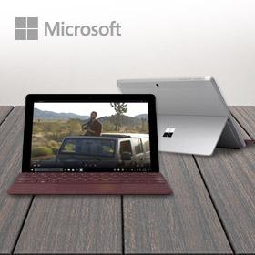 Pre-order de Microsoft Surface Go