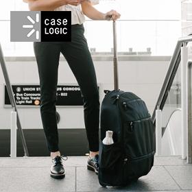 Case Logic introduceert de Bryker Backpack Roller