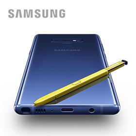 Pre-order de Samsung Galaxy Note9 en ontvang tot € 200,- retour