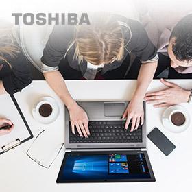 € 25,- korting op Toshiba Tecra A50 notebooks