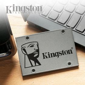 Kingston UV500 SSD's nu extra scherp geprijsd!