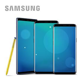 € 100,- retour bij Samsung Galaxy