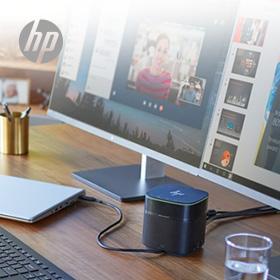 30% korting op HP monitoren en accessoires