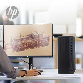 Tot 28% korting op HP workstations