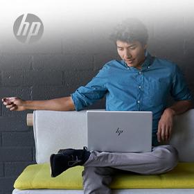 Nu tot wel 23% korting op HP notebooks