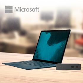 Bundelkorting op de Surface Laptop 2 & Dock