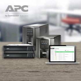 10% korting op APC Smart-UPS met SmartConnect