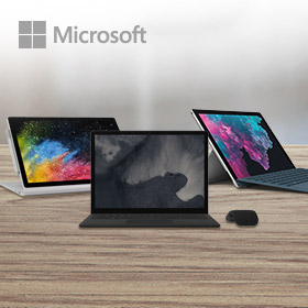 Microsoft Surface Back To Business