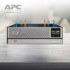 10% korting op de APC Smart-UPS Li-Ion