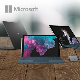 Tot 25% korting op Surface EOL devices