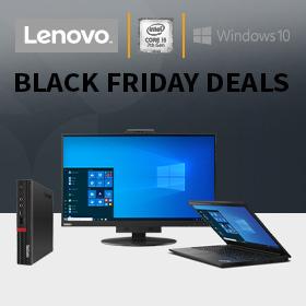 Lenovo Black Friday Deals