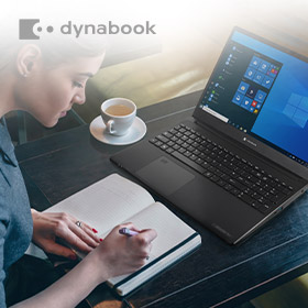 Ontdek de nieuwe Dynabook Satellite Pro
