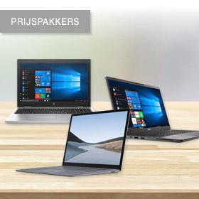 Prijspakkers   Nu scherp geprijsde devices
