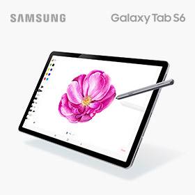 Samsung Galaxy Tab S6 met €50 cashback