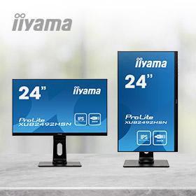 NIEUW | iiyama ProLite XUB2492HSN-B1 met USB-C