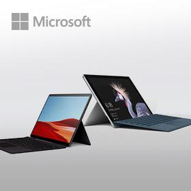 Tot 20% korting op Microsoft Surface Pro X en
