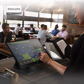 NIEUW | Philips LCD-monitor met SmoothTouch