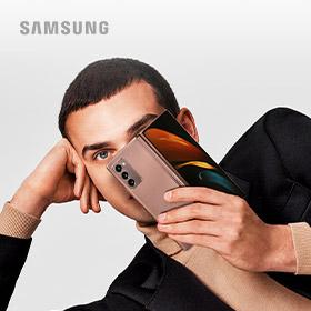 €500 cashback bij de Galaxy Z Fold2 5G