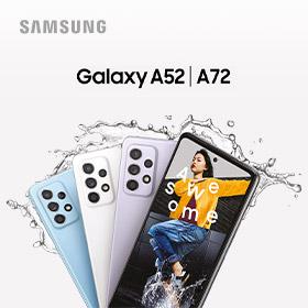 NIEUW | Samsung Galaxy A52 & A72 + GRATIS Buds