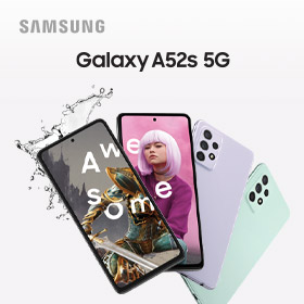 NIEUW | Samsung Galaxy A52s 5G