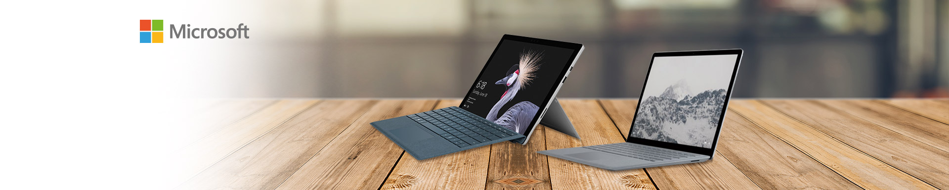 Flinke korting op de Microsoft Surface Laptop en Surface Pro