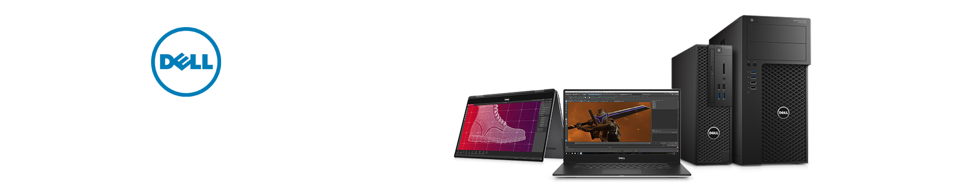 Korting op Dell Precision Workstations